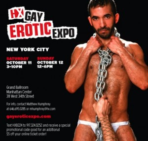 Gay erotic expo new york