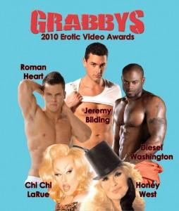 2010-Grabbys-Jeremy-Bilding-co-host-art