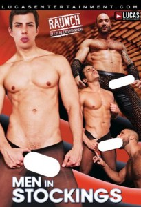 'Men in Stockings'-Lucas-Raunch-DVD-PG