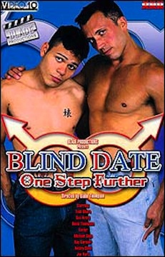 'Blind Date One Step Further'-DVD-David-Thompson