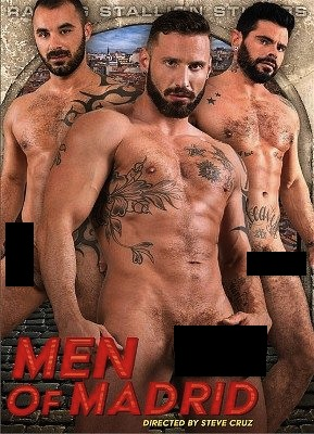 dvd-men-madrid-raging-stallion